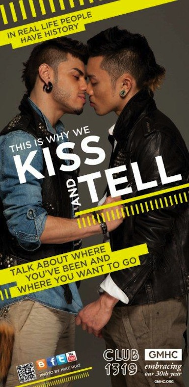 Kiss & Tell promotes HIV prevention in NYC