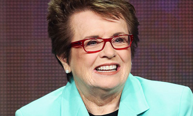 Billie Jean King: Caitlyn Jenner helps transgender tolerance