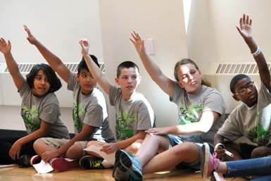 First Stage Academy offers a dramatic summer camp