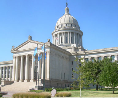 Ten Commandments monument ordered to be removed from Oklahoma's Capitol grounds