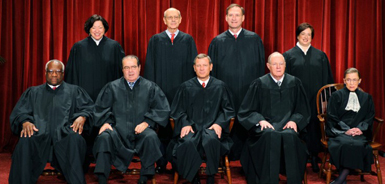 Supreme Court lineup fit for an election year