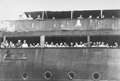 Refugee crisis recalls that of Jews in WWII