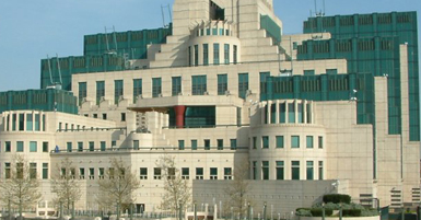 Not so secret service: LGBT group names British spy agency top employer