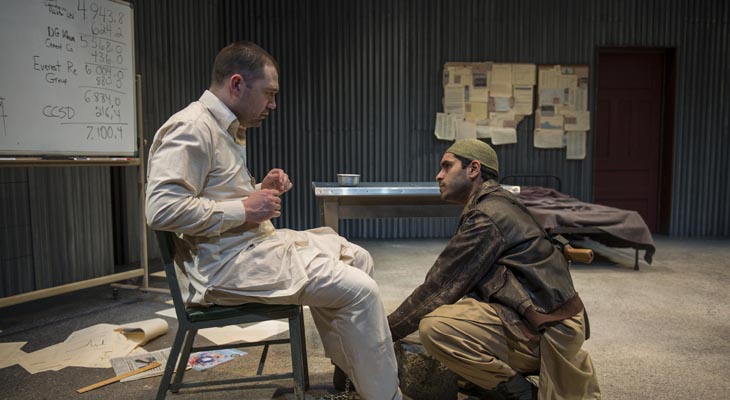 Milwaukee Rep's 'Invisible Hand' questions the morality of capitalism