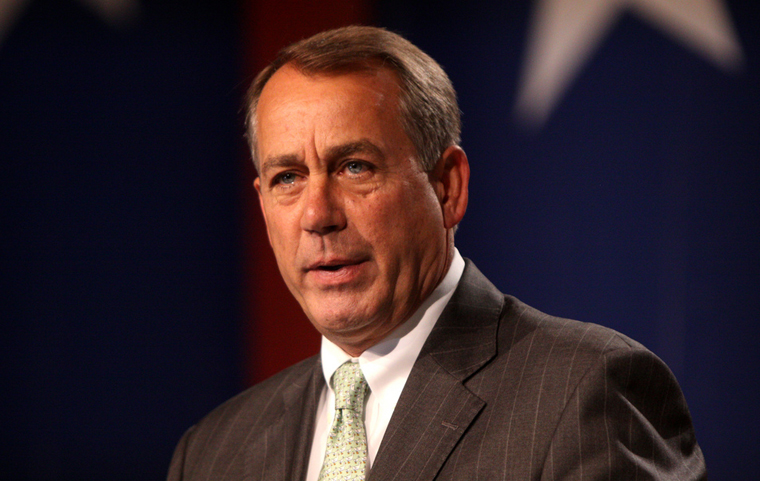 No love lost as Boehner calls Cruz 'Lucifer in the flesh'