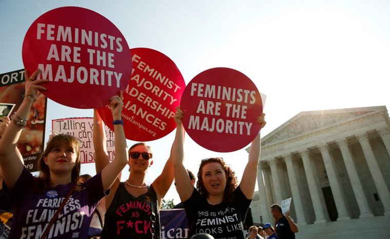Supreme victories and anti-choice laws topple