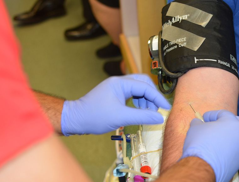 Blood donors needed, limits remain for gay men