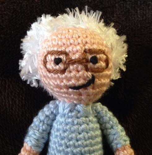 WiGWag: The one about the Bernie Sanders doll