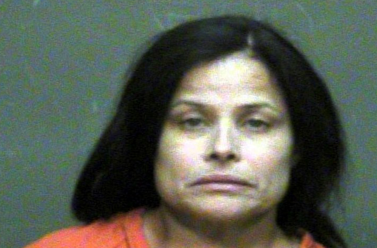 Mother charged with using crucifix to kill daughter