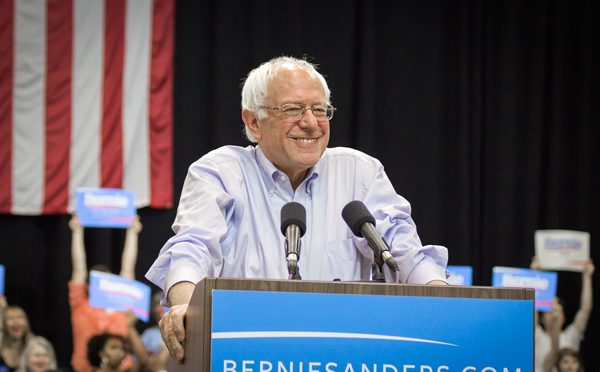 Bernie Sanders visits Milwaukee Nov. 2 for Clinton event