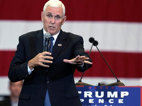 Clinton calls out Mike Pence's failures as Indiana governor