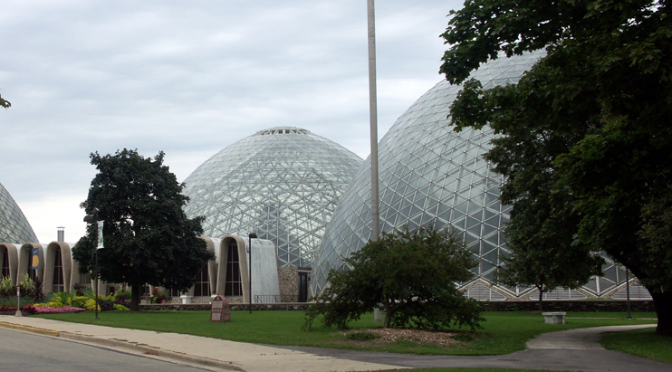Milwaukee's domes on endangered places list