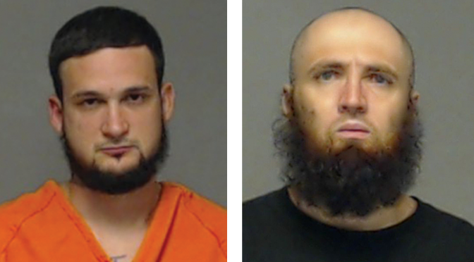 Justice Dept: 2 Milwaukee men charged with support for ISIL
