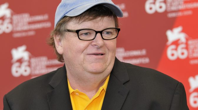 Michael Moore issues post-election to-do list