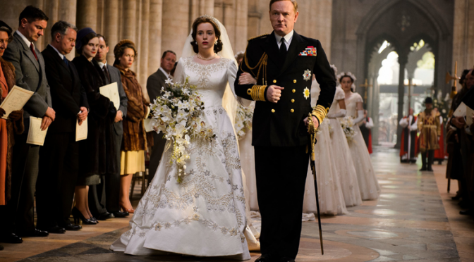 Love, loss and royalty star in TV drama 'The Crown'