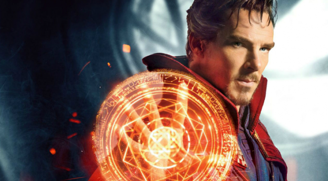 Doctor Strange dazzles with mind-boggling visuals