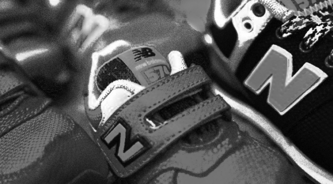 Site says New Balance official shoe for white supremacists