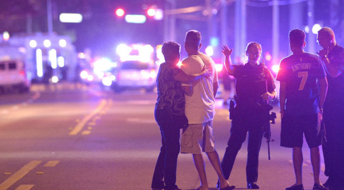 Audio captures police strategizing about Pulse shooter