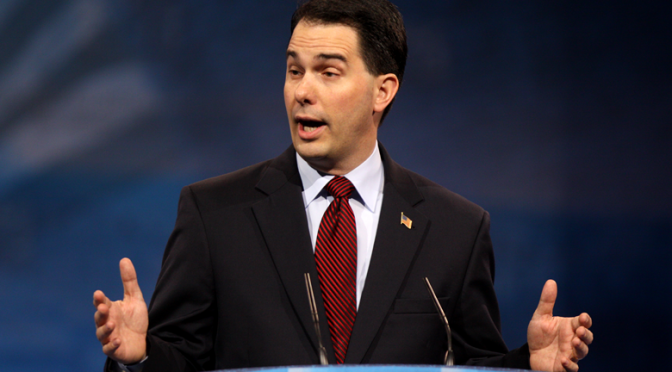 Wisconsin faces nearly $700 million budget hole