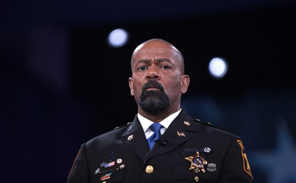State rep. wants Clarke removed from sheriff's office