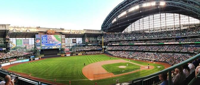 2017 Milwaukee Brewers Schedule